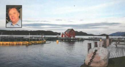Brønnøyværing etablerer Norsk Havbruksakademi – BA 14.02.2017