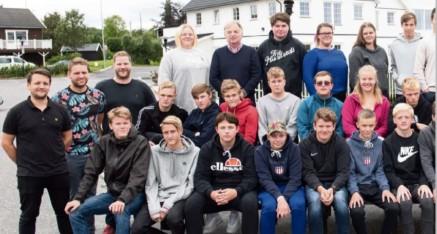 Skolestart for 30 elever – BA 23.08.2019